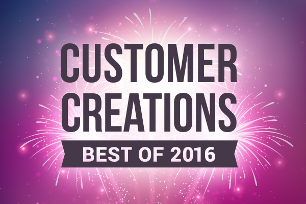 StickerYou Customer Creations Best of 2016