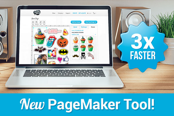 New PageMaker Tool – 3x Faster!