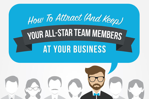 Attract All Star Team Members