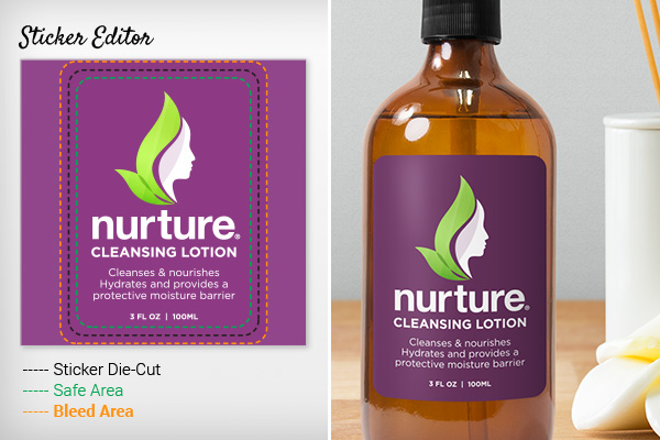 Tips for Designing Beautiful Labels StickerYou – Sample Product Labels