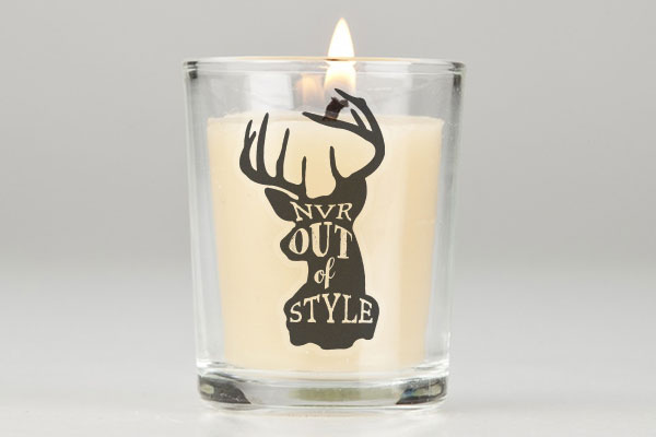 StickerYou Custom Candle Transfer Tattoo