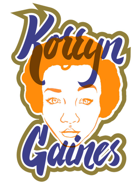 Korryn Gaines Sticker by Say Their Name