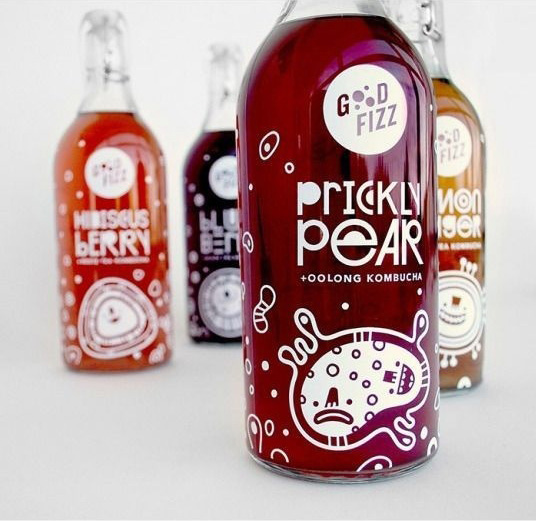 Clear Bottle Custom Labels Creative Designs