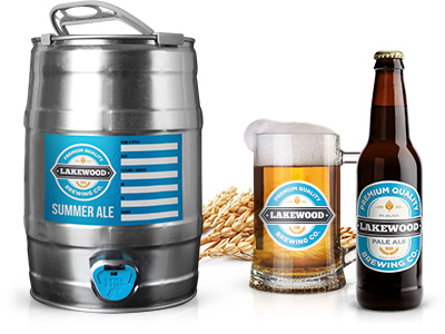 Custom Products for Breweries