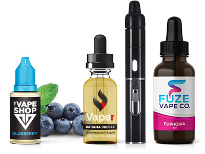 Custom Products for the vaping industry