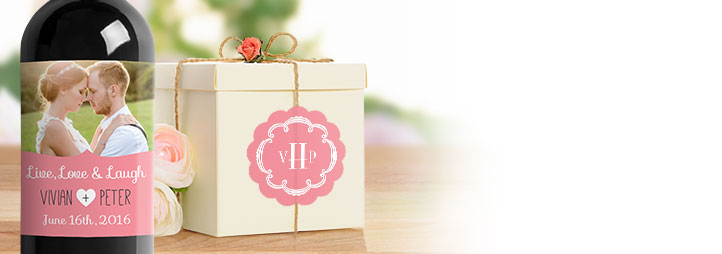 Event & Wedding Labels