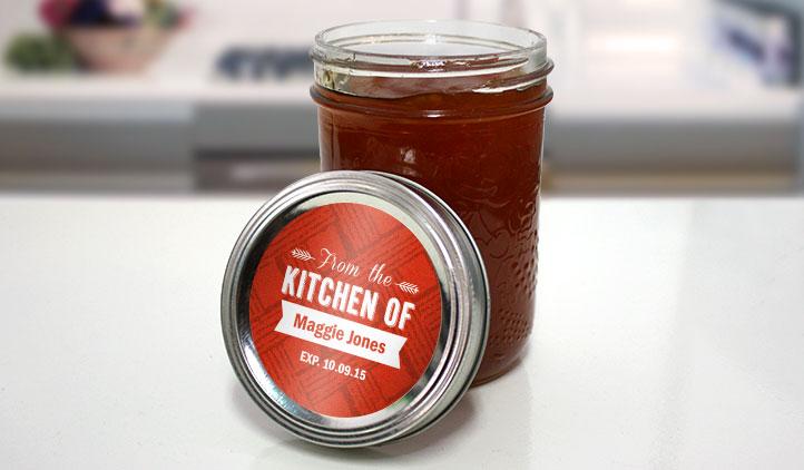 Bernardin Jar Labels | StickerYou Products