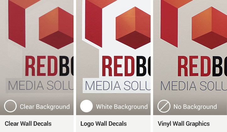 Decals Custom Logo Logo Wall Decals vs