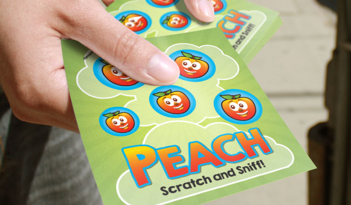 Scratch and Sniff Stickers 4