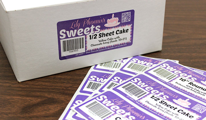 Custom Asset Labels Stickeryou Products