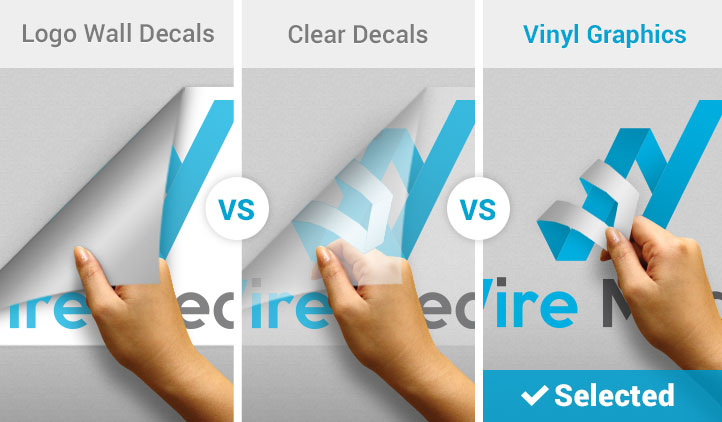 vinyl wall graphics for home wall decal comparison - Wall Vinyl Designs