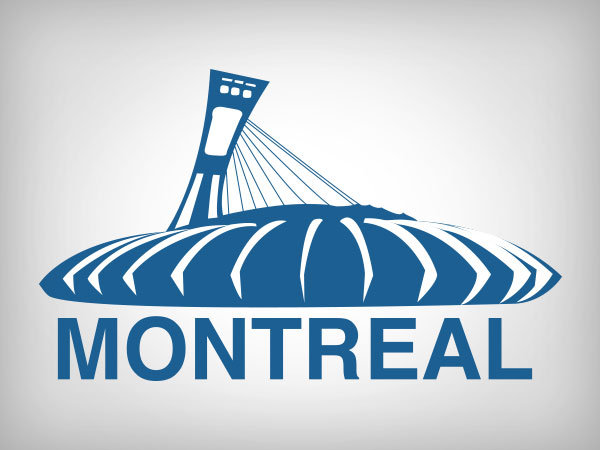 Montreal Stickers
