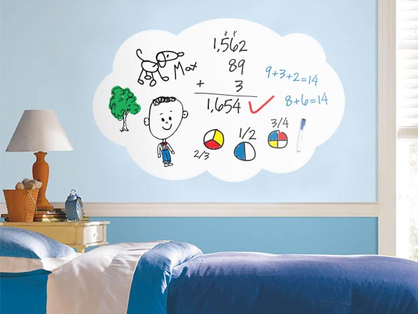 Writable Wall Decals