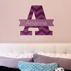 Signature Wall Decals