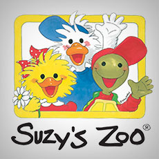 Suzy's Zoo Stickers