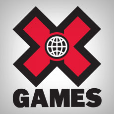 X-Games Stickers