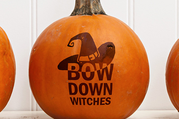 Easy DIY Ideas for Halloween Decor