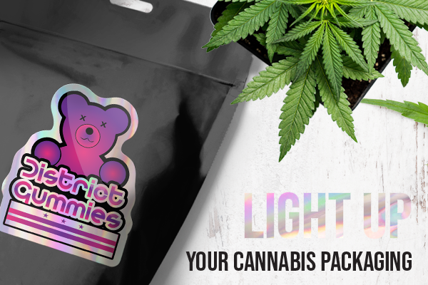 Light Up Your Cannabis Packaging