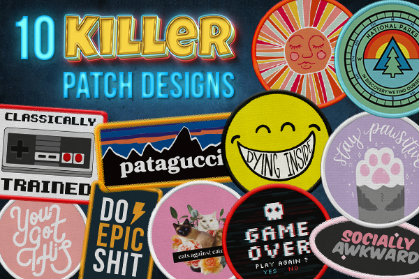 10 Killer Patch Designs