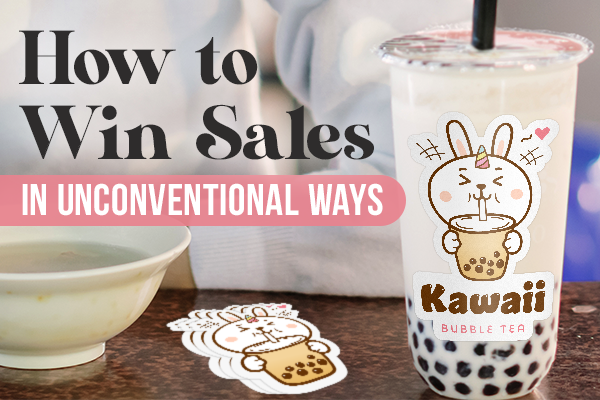 How to Win Sales in Unconventional Ways
