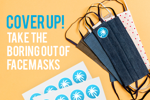 Cover Up: Take the Boring out of Face Masks