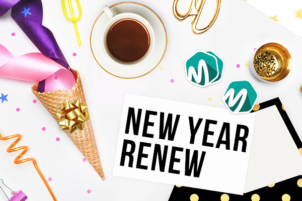 New Year Renew