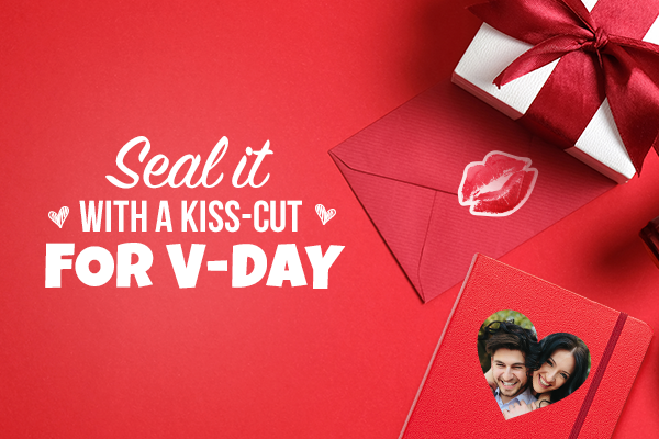 Seal it With a Kiss-Cut For V-Day