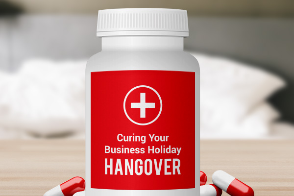 StickerYou Business Hangover
