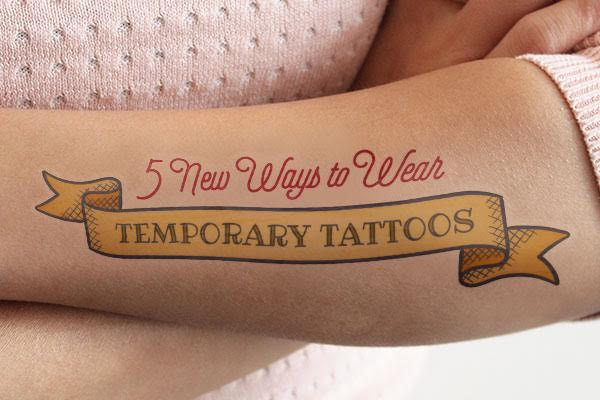Temporary Tattoos for Summer Events
