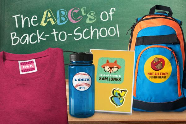 The ABC's of Back-to-School