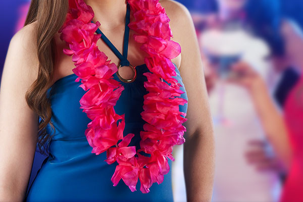 Bachelorette Party Leis