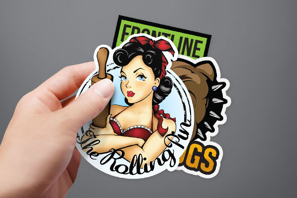 StickerYou Custom DIe-Cut Sticker Singles