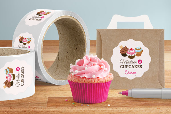 writable_matte_roll_labels_packaging_DIY_bakery_desserts_cafe_boxes
