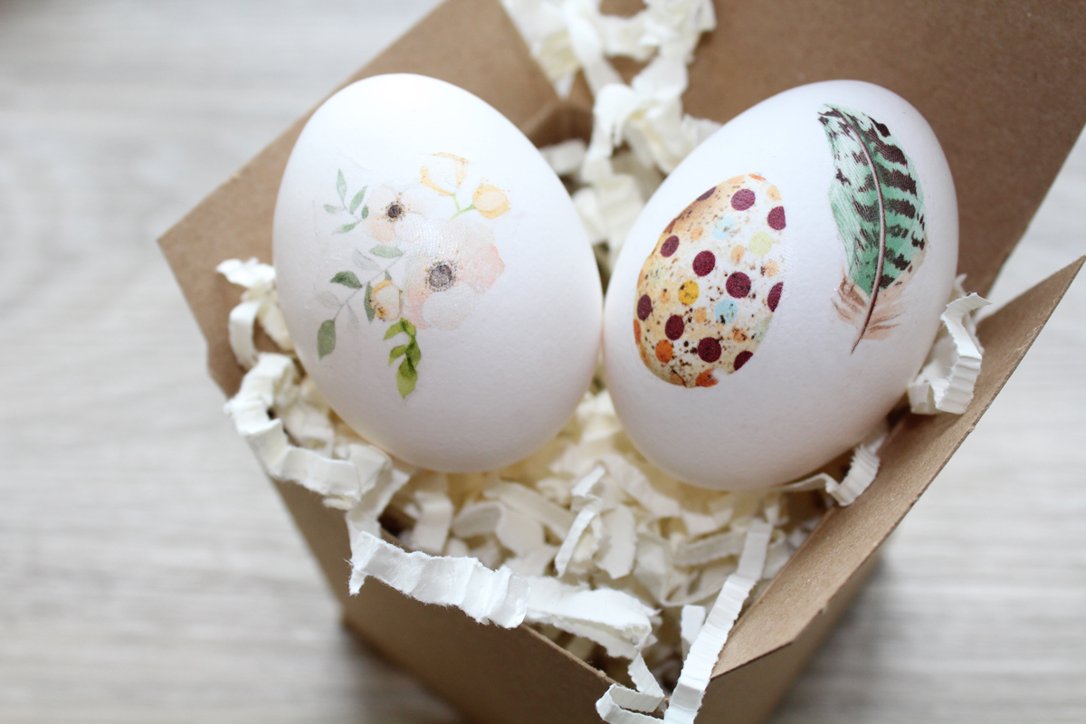 Custom Decorative Easter Eggs