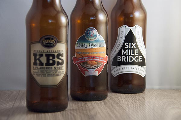 Custom Die-Cut Beer Labels