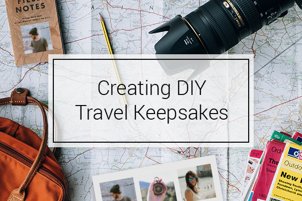 Creating DIY Travel Keepsakes | StickerYou Blog