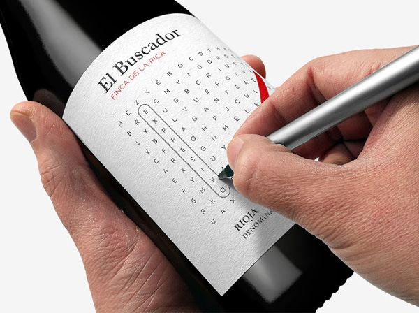 Writable Custom Wine Labels