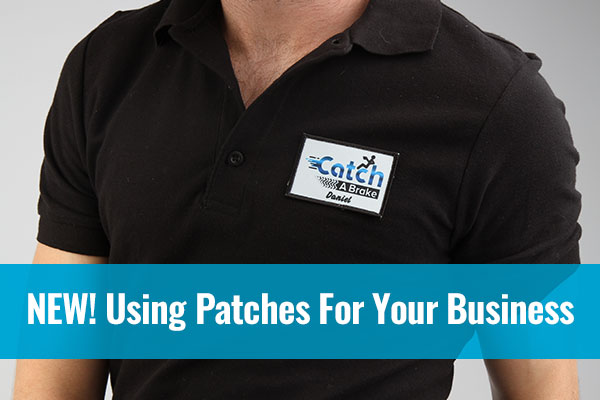 NEW! Using Patches For Your Business | StickerYou Blog