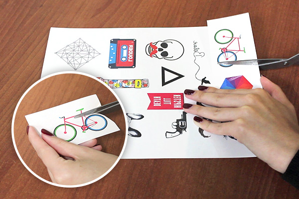 How to Make Your Temporary Tattoo Look Real - StickerYou