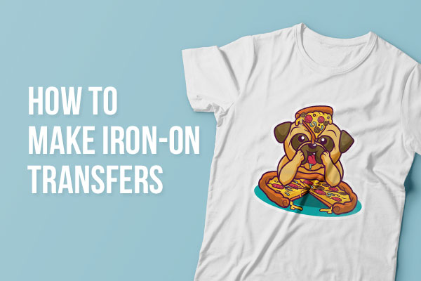 How To Make Iron On Transfers Stickeryou