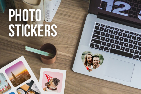 StickerYou custom photo stickers