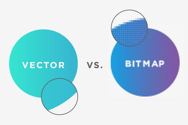 Vector Vs. Bitmap