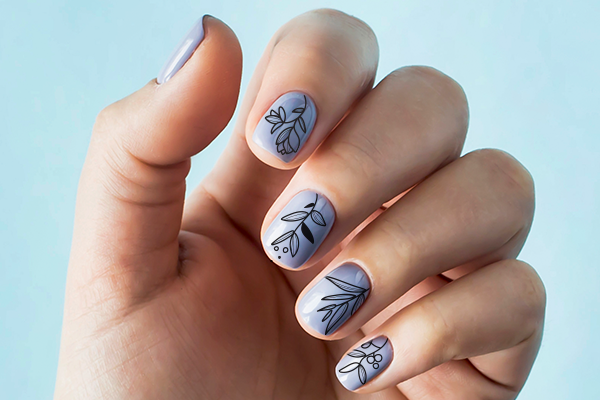 temporary tattoos for nail art