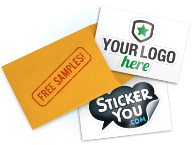 Get a Free Sample Custom Sticker
