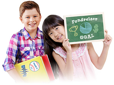 School Fundraising with StickerYou