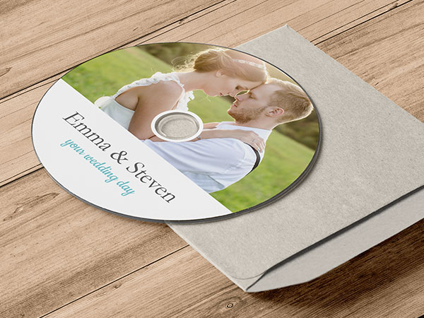 Wedding CD Labels