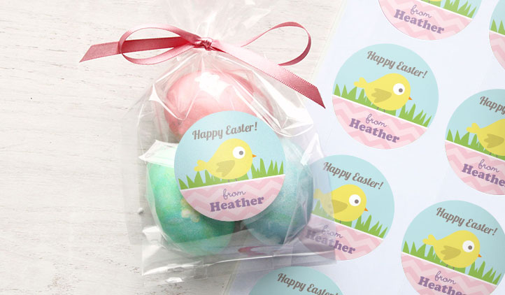 Holiday Labels, Easter Labels