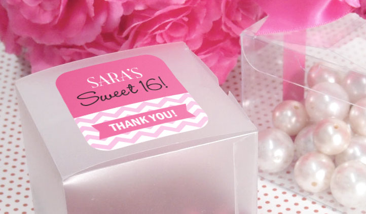 Candy Labels, Party Favor Labels
