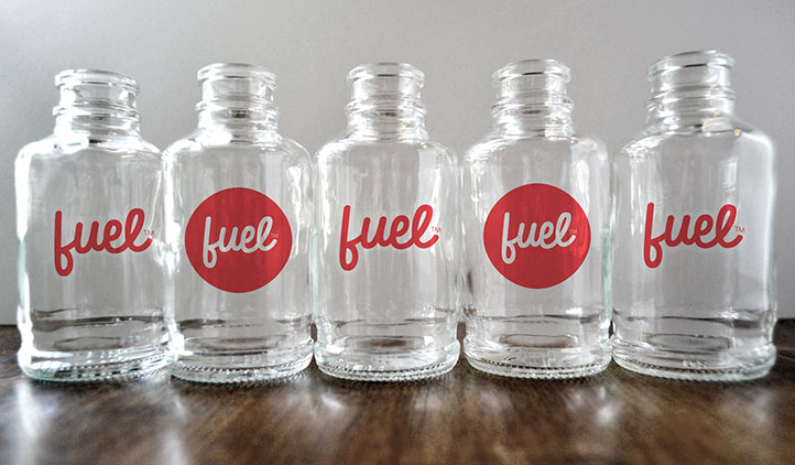 Clear Jar Stickers