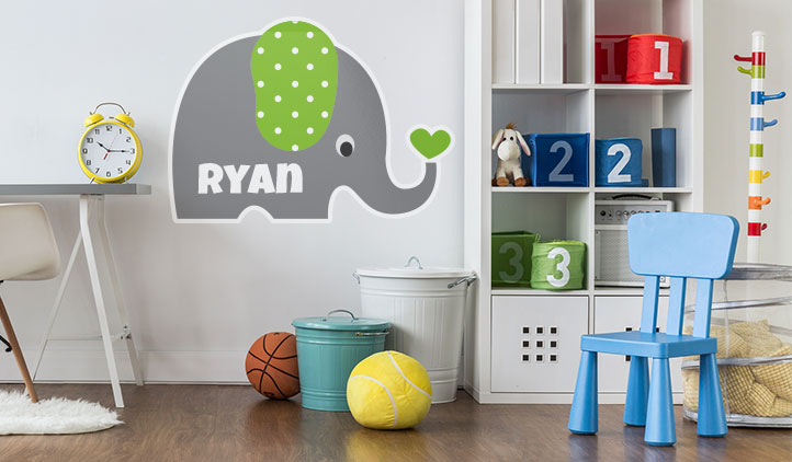 Decorative Kids Wall Decals